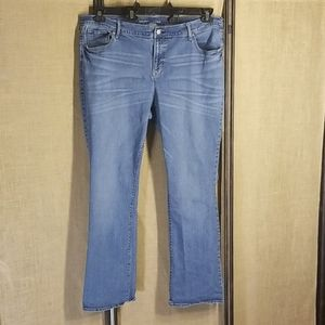 Mid-rise original Old Navy jeans